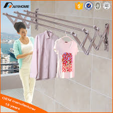 expandable drying rack wall mount elegant home design
