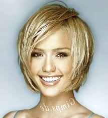 medium to short hairstyles for fine hair photos