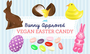 easter bunny candy vegan easter candy living peta org