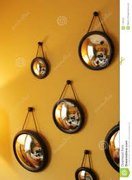 Mirrors On The Wall by Decorative Mirrors On The Wall Stock Images Image 1738124