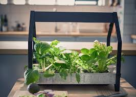 ikea u0027s hydroponic system allows you to grow vegetables all year