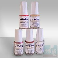 just for toenails medicated nail polish myfootshop com