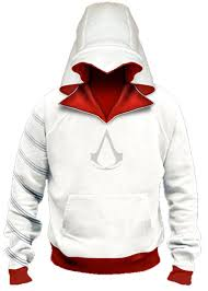 Ezio Halloween Costume Assassin U0027s Creed Ezio Hoodie Jacket Pullover Daily Halloween