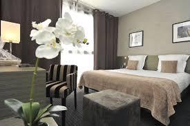 decoration chambre hotel visiter nos 60 chambres avec décoration contemporaine bois tendance