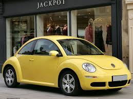 i wanted a yellow or green beetle when i was in middle i