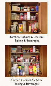 Organizing My Kitchen Cabinets 11 Best My Home Organization Images On Pinterest Back To