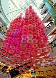 Lunar New Year Decorations by Bangkok Thailand Chinese New Year Decorations At Central World