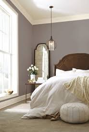 colonial revival blue bedroom wall color which matched with dark