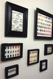 Studio Decor Shadow Box How To Make A Shadowbox To Display Your Nail Art Style Nails