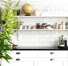 cuisine avec carrelage metro photo cuisine avec carrelage metro carrelage mactro le style dacco
