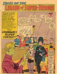 the legion of super bloggers tos adventure comics 315