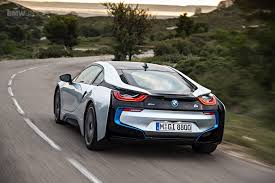 Bmw I8 Rear Seats - 2015 bmw i8 offers you a fast ride to the future for 135700 wvideo