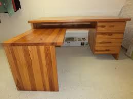 Schreibtisch Kiefer Eckschreibtisch Kiefer Genial Eck Schreibtisch Pc Büro Holz Tisch