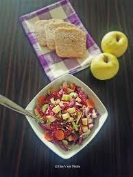 insalata di sedano e mele insalata di radicchio sedano e mela golden una v nel piatto