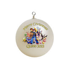 pokemon christmas ornament 3