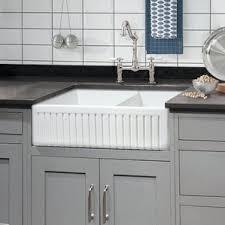 Farmhouse Sinks Youll Love Wayfair - Kitchen farm sinks