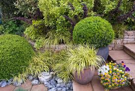 stone raised flower beds find this pin and more on flower bed