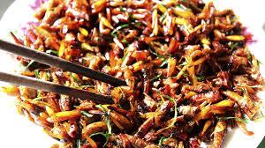 insectes cuisine pourquoi manger des insectes