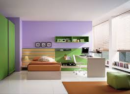 Yellow Feature Wall Bedroom Bedroom Kids Bedroom Tidy Lavender Modern Kid Bedroom Feature