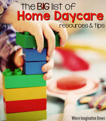 how to start a home daycare where imagination grows