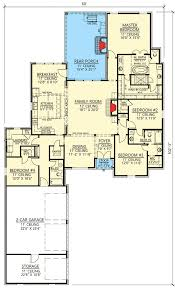 acadian floor plans open concept 4 bed acadian house plan 56405sm architectural