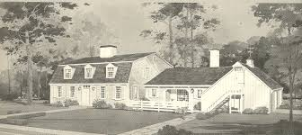 gambrel homes vintage house plans 1751 antique alter ego