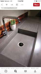 9 best concrete countertop images on pinterest kitchen counter