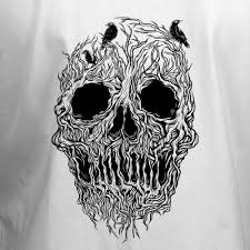 buy skull tree t shirt bbt threads