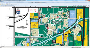 Ohio University Campus Map by Ohio Maa Michigan Siam Spring 2014 Meeting At The University Of
