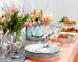 Spring Table Settings Table Decorations For Spring Brunch House Design Ideas
