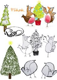 fishink christmas designs 2014