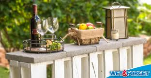 Diy Outdoor Living Spaces - ask wet u0026 forget see the best diy pallet projects to spice up your