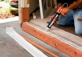 Exterior Door Threshold Installation How To Replace A Sliding Glass Door Pro Construction Guide