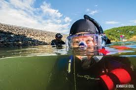 Arkansas snorkeling images New book from first woman to dive all 50 states scuba diving jpg