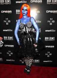Realistic Halloween Costumes Michelle Trachtenberg U0027s Nightmare Before Christmas Look In 2011