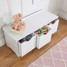 Kidkraft Nantucket 2 Shelf Bookcase Nantucket Storage Bench White