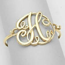 monogram initial bracelet monogram initial bracelet h initial bracelet initials and monograms