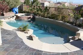 cool pool designs beautiful natural swimming pool enclosed very