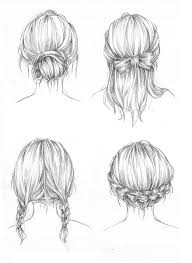 best 25 hair drawing ideas on pinterest hair sketch anime