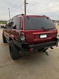 2000 jeep bumpers jeep wj bumper ebay