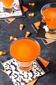 martini halloween candy corn martini the speckled palate