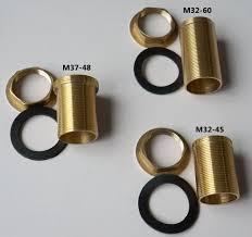 tap parts ebay kitchen basin mixer tap repair fitting kit threaded brass tube nut install parts