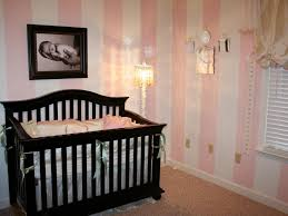 Pink And Brown Nursery Wall Decor Small Baby Nursery Room Ideas With Corner Decorative Lighting