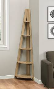 Corner Bookcase Breakwater Bay Sharpley Corner Bookcase Reviews Wayfair Co Uk