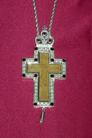 pectoral crosses pectoral cross cassock size gold plated