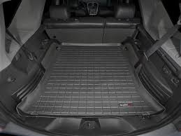 2006 cadillac srx accessories 2007 cadillac srx cargo mat and trunk liner for cars suvs and