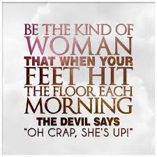 Hit The Floor Bfmv Lyrics - be the kind of woman that when your feet hit the floor each