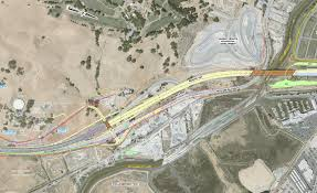 Sonoma State Map by Update Marin Sonoma Narrows Widening Part 2 Road Warrior