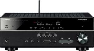 dual zone home theater receiver yamaha 7 2 ch network ready 4k ultra hd a v home theater receiver