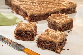 loaded german chocolate brownies duncan hines